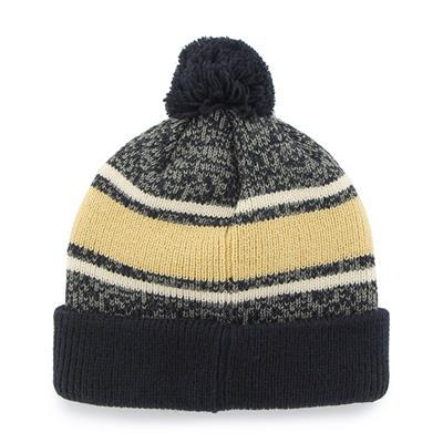 Notre Dame Back (47 Brand Fairfax College Team Knit Hat)