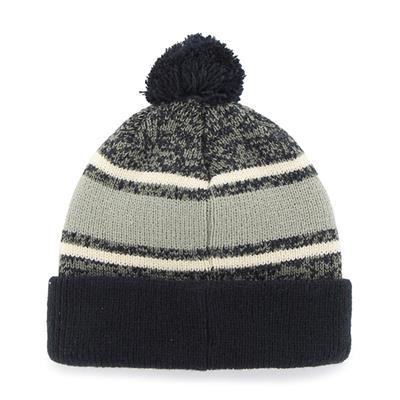 UNH Back (47 Brand Fairfax College Team Knit Hat)