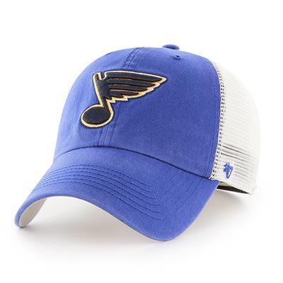 Front (47 Brand St. Louis Blues Hill Closer Cap)