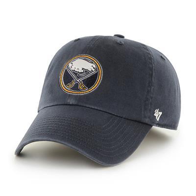 Front (47 Brand Sabres Clean Up Cap)