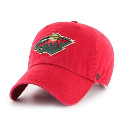 Front (47 Brand Wild Clean Up Cap)