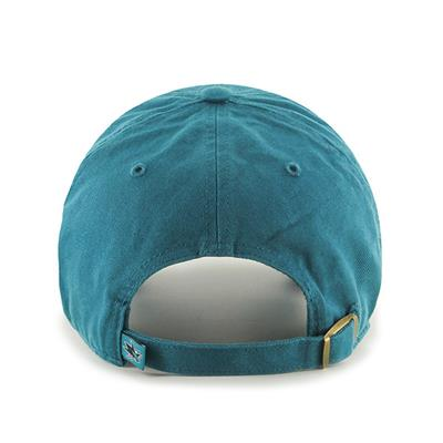 Back (47 Brand Sharks Clean Up Cap)
