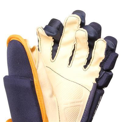 Palm View (Bauer PHC Vapor Pro Hockey Gloves - Junior)