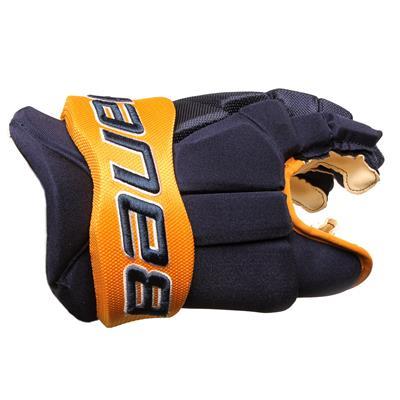 Side View (Bauer PHC Vapor Pro Hockey Gloves - Junior)