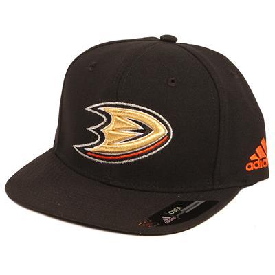 Flat Brim Snapback Ducks Cap (Adidas Flat Brim Snapback Ducks Cap)