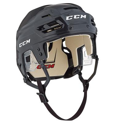 Black (CCM Tacks 110 Hockey Helmet)