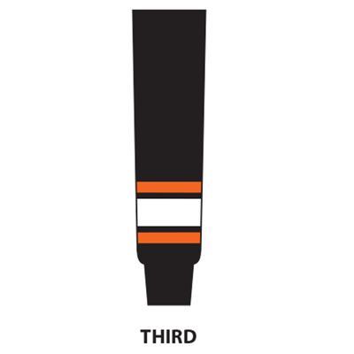 Third (NHL Team Hockey Socks - Philadelphia Flyers)