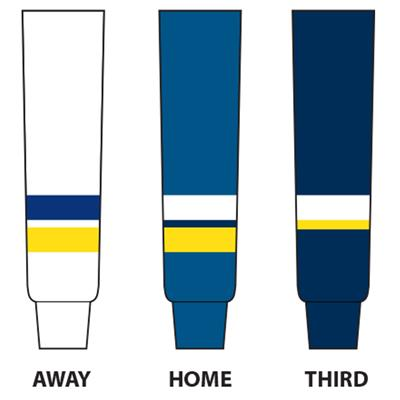 (NHL Team Socks - STL)