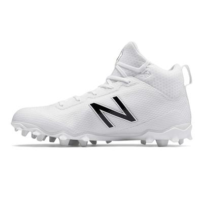 Inside (New Balance Freeze Mid-Cleat - White)