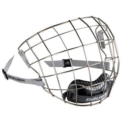 Chrome (Bauer 9900 Hockey Facemask)