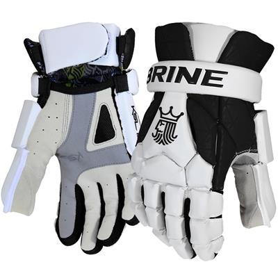 Black/White (Brine King SL III Goal Glove)