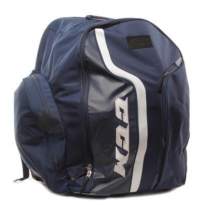 Navy/White (CCM 290 Wheeled Backpack Bag)