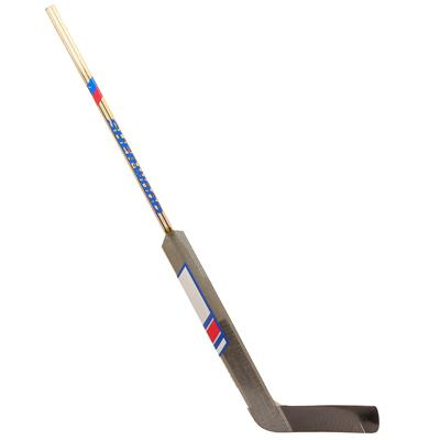 New York Rangers Full (Sher-Wood GS350 Pro Foam Core Goalie Stick)