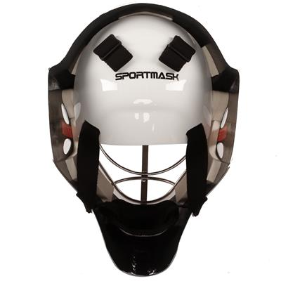 Back (SportMask Sportmask X8 Non-Certified Cat Eye Mask - Senior)