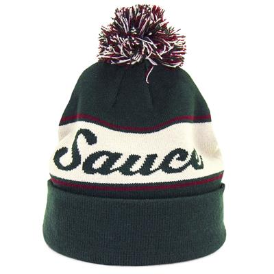 (Sauce Hockey Chicken Legs Knit Hat)