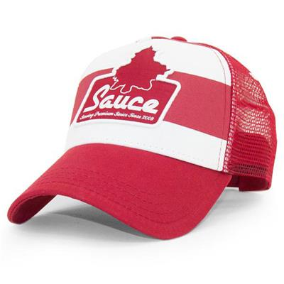 Side (Sauce Hockey Premium Red Hat)