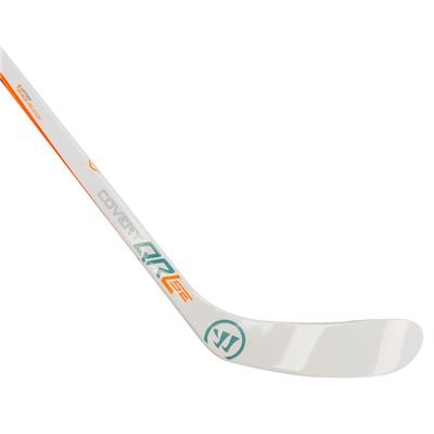 Outside Blade (Warrior QRL4 SE Grip Composite Hockey Stick - Intermediate)