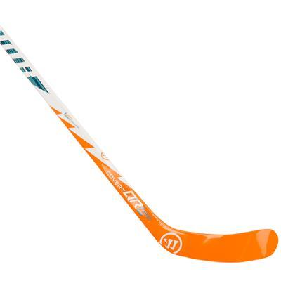 Outside Blade (Warrior QRL4 SE Grip Composite Hockey Stick - Junior)
