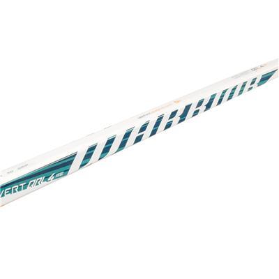 Shaft View (Warrior QRL4 SE Grip Composite Hockey Stick - Junior)