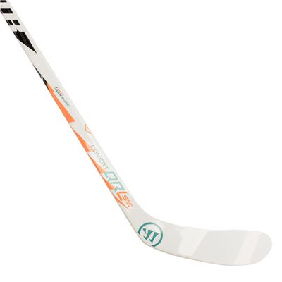 Outside Blade (Warrior QRL SE Clear Composite Hockey Stick)