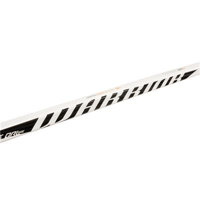 Shaft View (Warrior QRL SE Clear Composite Hockey Stick)