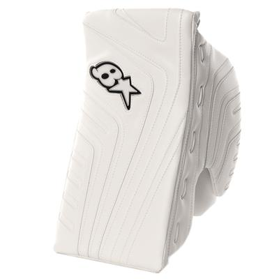 White/White (Brians OPT1K Goalie Blocker)