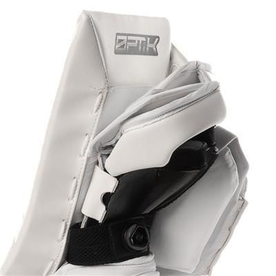 Finger Protection (Brians OPT1K Goalie Blocker - Senior)