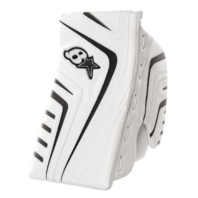 White/Black (Brians OPT1K Goalie Blocker)