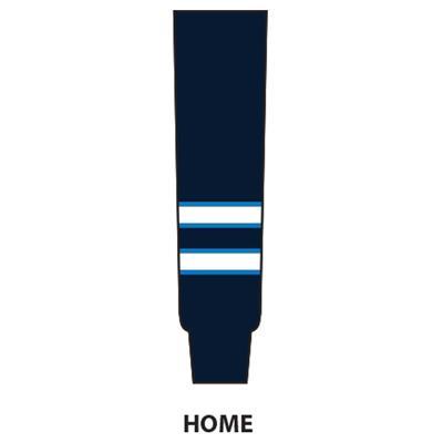 Home (NHL Team Hockey Socks - Winnipeg Jets - Intermediate)