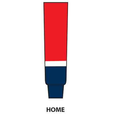 Home (NHL Team Hockey Socks - Washington Capitals - Intermediate)