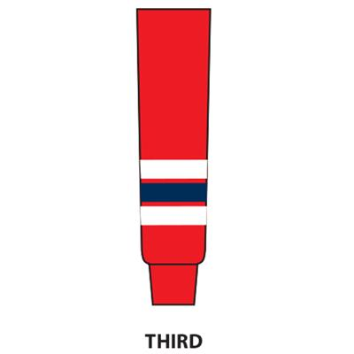 Third (NHL Team Hockey Socks - Washington Capitals)