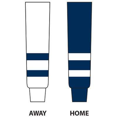 Dogree College Hockey Socks - UNH (College Game Sock UNH - Junior)