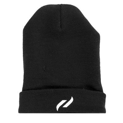 Black (Pure Hockey Classic Cuffed Knit Hat - Black - Adult)