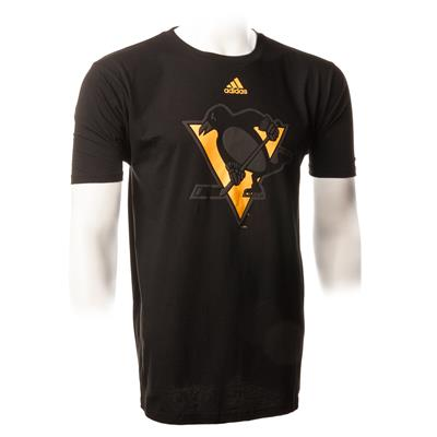 Black (Adidas Penguins ShearSpeed SS Tee)