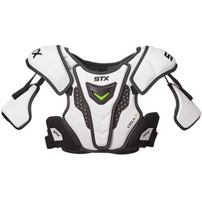 Front (STX Cell IV Shoulder Pad)