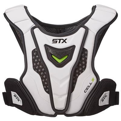 Front (STX Cell IV Shoulder Pad Liner)