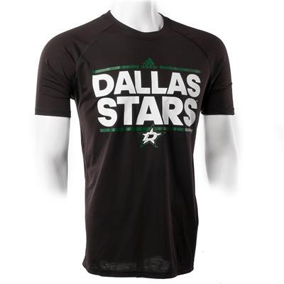 Dallas Stars (Adidas Dallas Stars Dassler Short Sleeve Tee)