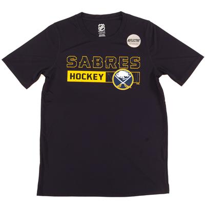 Buffalo Sabres (Adidas Sabres Ice Form Performance Short Sleeve Tee - Youth)