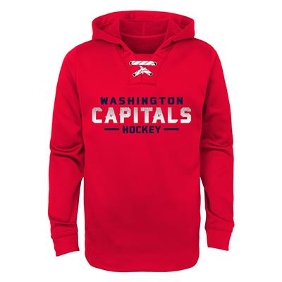 Washington Capitals (Capitals Basic Poly Hockey Hoody)