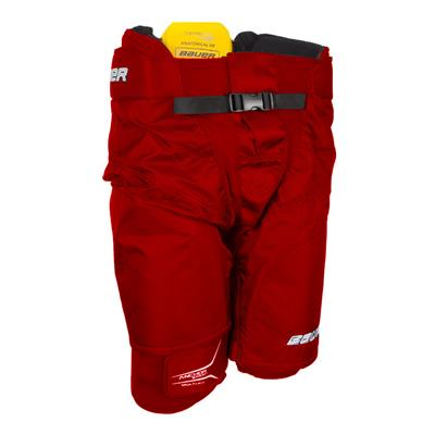 Red (Bauer Supreme 190 Hockey Pants)