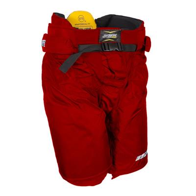 Red (Bauer Supreme TotalOne MX3 Hockey Pants - Senior)