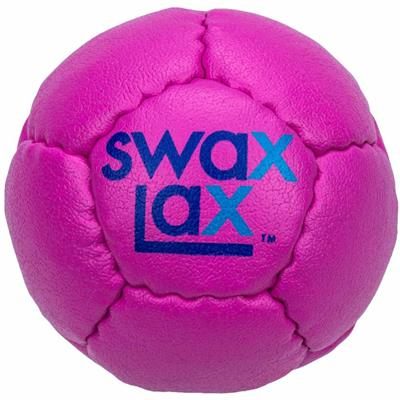 Pink (Swax Lax Soft Lacrosse Practice Ball)
