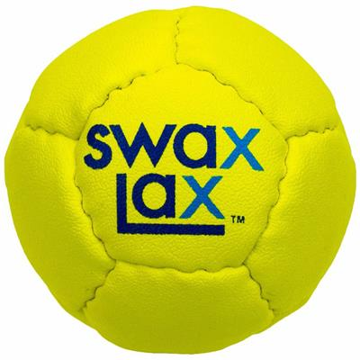 Yellow (Swax Lax Soft Lacrosse Practice Ball)