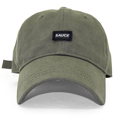 Front (Sauce Hockey Candy Cuff Cap - Adult)