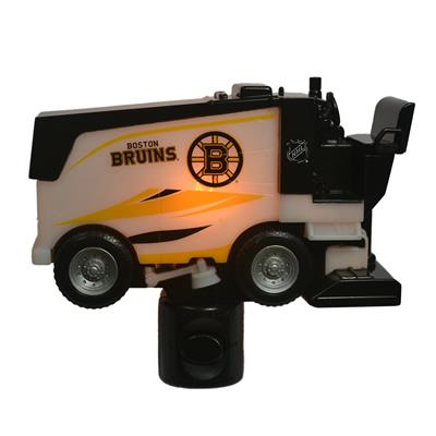 (Fan Fever Fan Fever Zamboni Night Light - Boston Bruins)