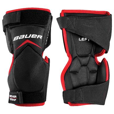 (Bauer Vapor X900 Goalie Knee Guards - Youth)