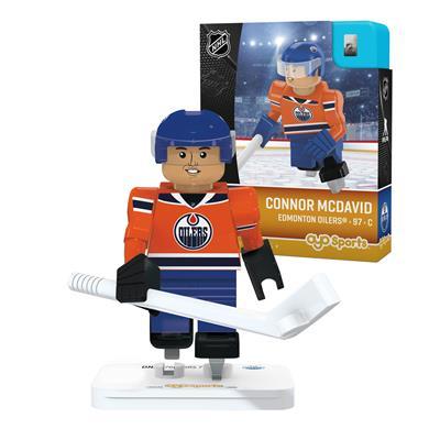 Oilers Player Orange McDavid (OYO Sports Oilers G3 Player OR McDavid)