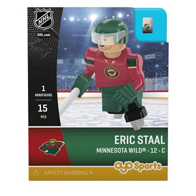 Wild Player Eric Staal (OYO Sports Wild Player Eric Staal)