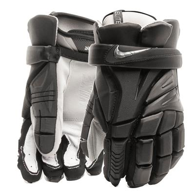 Black (Nike Vapor Elite Field Gloves)