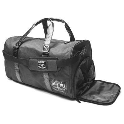 Weekender Bag Charcoal (Violent Gentlemen Weekender Bag Charcoal)